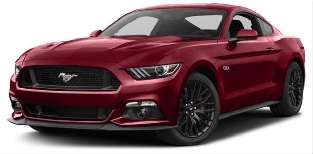 2017 Ford Mustang Los Angeles, CA 1FA6P8CF1H5319982