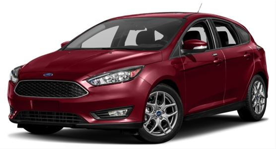 2016 Ford Focus Los Angeles, CA 1FADP3K25GL395708