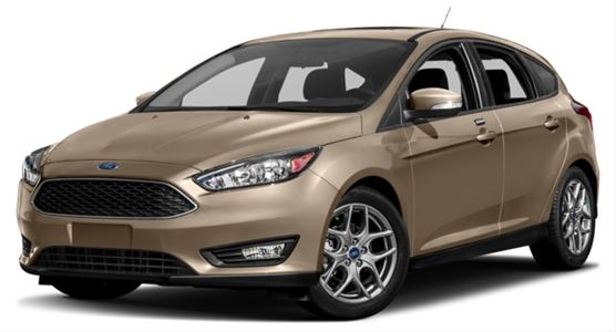 2017 Ford Focus Los Angeles, CA 1FADP3K24HL206080