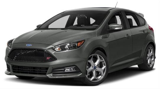 2018 Ford Focus ST Memphis, TN 1FADP3L92JL214776