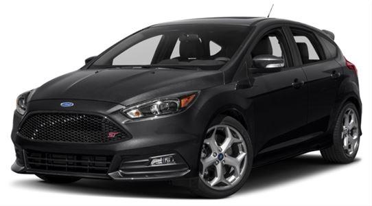 2017 Ford Focus ST Carlsbad, CA 1FADP3L96HL334185