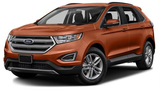 2016 Ford Edge Los Angeles, CA 2FMPK3J96GBB89068