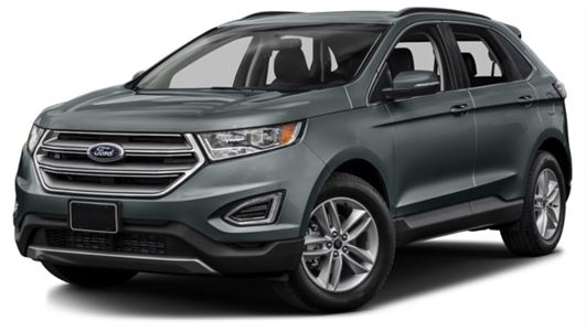 2016 Ford Edge Los Angeles, CA 2FMPK3J94GBB89070