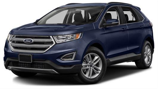 2016 Ford Edge Eagle Pass, TX 2FMPK3J88GBB18588