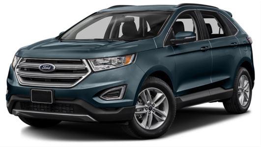 2016 Ford Edge Eagle Pass, TX 2FMPK3J83GBC36855
