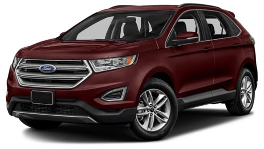 2015 Ford Edge Los Angeles, CA 2FMTK3J88FBB06308