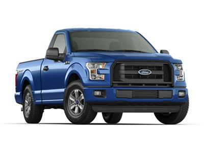 2017 Ford F-150 Los Angeles, CA 1FTMF1C81HKE19255