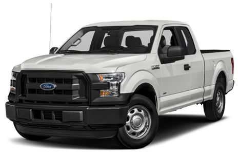 2017 Ford F-150 Los Angeles, CA 1FTEX1C89HKD63440