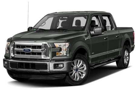 2017 Ford F-150 Los Angeles, CA 1FTEW1C82HKC06559