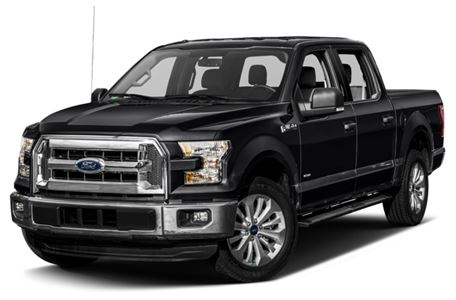 2017 Ford F-150 Los Angeles, CA 1FTEW1EP1HKC55434
