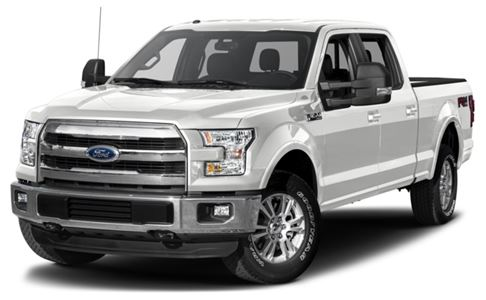 2017 Ford F-150 Los Angeles, CA 1FTEW1EP6HKD59739