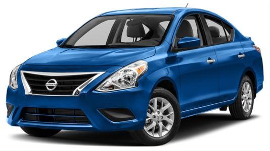 2017 Nissan Versa Bedford, TX 3N1CN7AP0HL847816