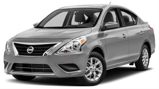 2017 Nissan Versa Bedford, TX 3N1CN7AP7HL842371