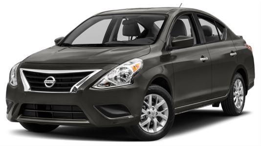 2017 Nissan Versa Bedford, TX 3N1CN7AP3HL843162