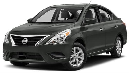2017 Nissan Versa Bedford, TX 3N1CN7AP7HL843570