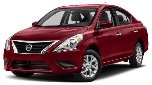 2017 Nissan Versa Bedford, TX 3N1CN7AP5HL839906