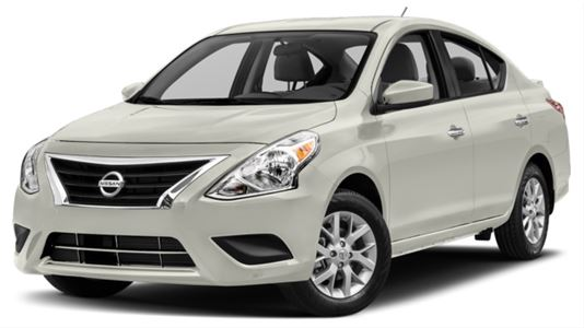 2017 Nissan Versa Bedford, TX 3N1CN7AP7HL842001