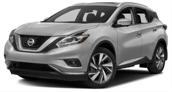 2017 Nissan Murano San Antonio, TX, 5N1AZ2MG5HN125146
