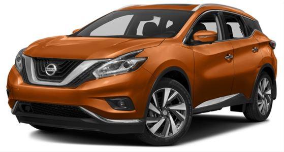 2017 Nissan Murano San Antonio, TX, 5N1AZ2MG9HN131449