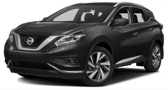 2017 Nissan Murano Bedford, TX 5N1AZ2MH9HN124865