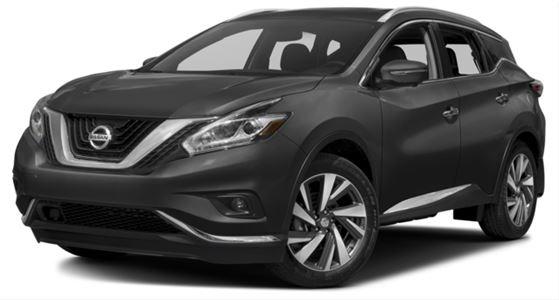 2017 Nissan Murano Bedford, TX 5N1AZ2MG6HN137998