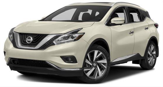 2017 Nissan Murano Bedford, TX 5N1AZ2MG7HN125911