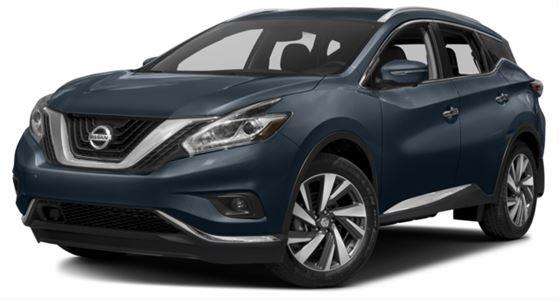 2017 Nissan Murano San Antonio, TX, 5N1AZ2MGXHN124946