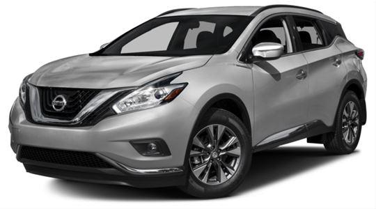 2017 Nissan Murano Bedford, TX 5N1AZ2MG2HN137013