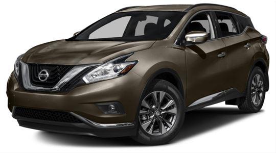 2016 Nissan Murano San Antonio, TX, 5N1AZ2MG8GN169477