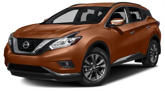 2016 Nissan Murano Bedford, TX 5N1AZ2MG7GN171902