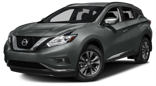 2017 Nissan Murano San Antonio, TX, 5N1AZ2MG9HN135601