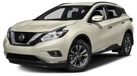 2017 Nissan Murano Bedford, TX 5N1AZ2MG1HN138542