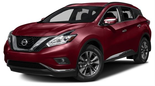 2016 Nissan Murano San Antonio, TX, 5N1AZ2MG6GN162558