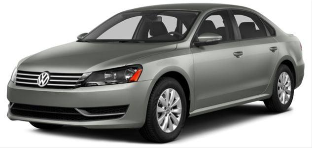 2015 Volkswagen Passat San Antonio, TX 1VWCV7A36FC051703