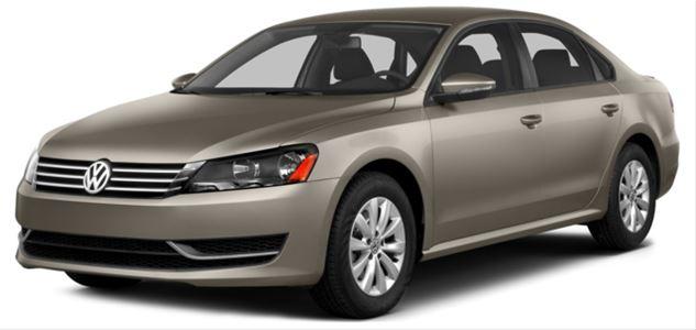 2015 Volkswagen Passat San Antonio, TX 1VWCV7A30FC054497