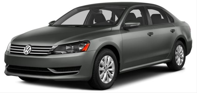 2015 Volkswagen Passat San Antonio, TX 1VWCV7A37FC073385