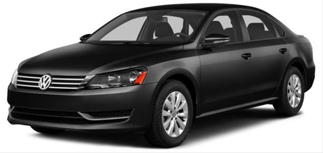 2015 Volkswagen Passat San Antonio, TX 1VWCV7A38FC062816