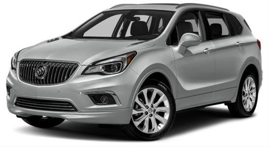 2017 Buick Envision San Antonio, TX, Boerne, TX LRBFXASAXHD030384