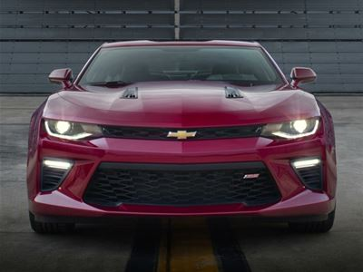 2018 Chevrolet Camaro Fort McMurray 1G1FE1R71J0115976