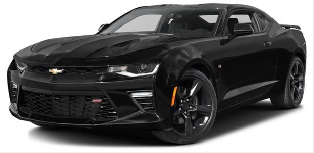 2017 Chevrolet Camaro San Antonio, TX 1G1FH1R72H0101649