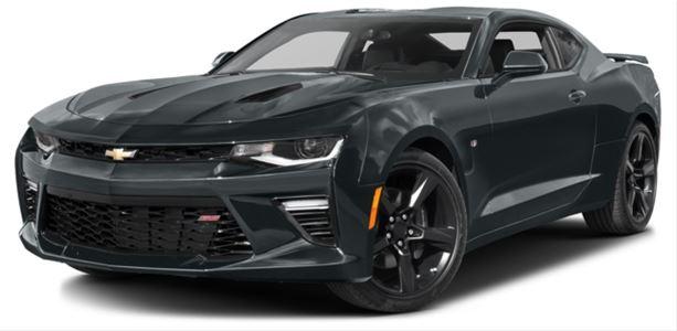 2017 Chevrolet Camaro San Antonio, TX 1G1FH1R77H0172538