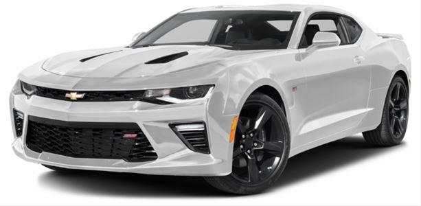 2017 Chevrolet Camaro San Antonio, TX 1G1FH1R72H0170535