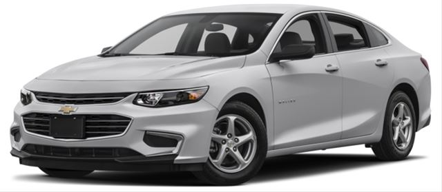 2017 Chevrolet Malibu Highland, IN 1G1ZB5ST5HF247585