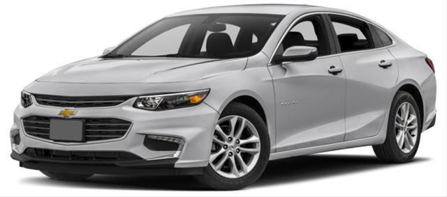 2017 Chevrolet Malibu Highland, IN 1G1ZE5ST8HF225815