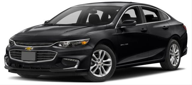 2017 Chevrolet Malibu Highland, IN 1G1ZE5ST9HF227203