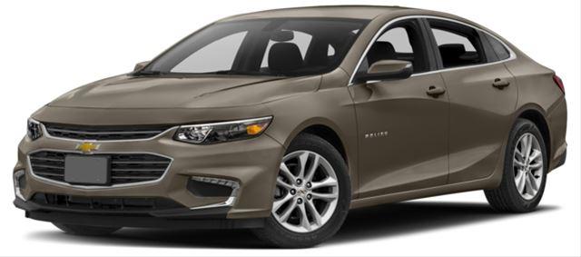2017 Chevrolet Malibu Highland, IN 1G1ZE5ST7HF235459