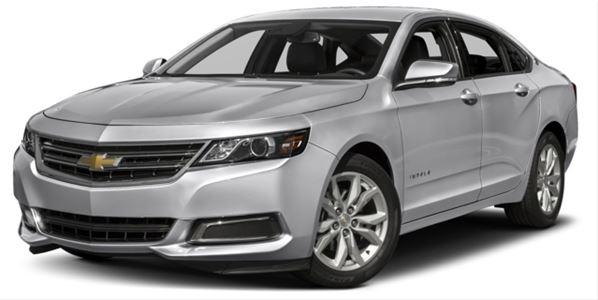 2017 Chevrolet Impala Highland, IN 2G1105S35H9180823