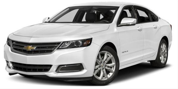 2017 Chevrolet Impala Highland, IN 2G1105S32H9180651