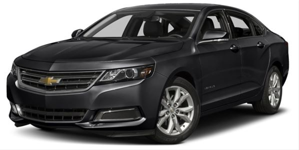 2017 Chevrolet Impala Highland, IN 2G1105S31H9182360