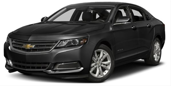 2017 Chevrolet Impala Highland, IN 2G1105S35H9171796